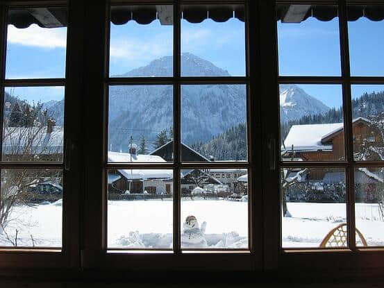 Isolation fenêtres suisse vaud