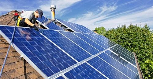 Panneau solaire geneve suisse