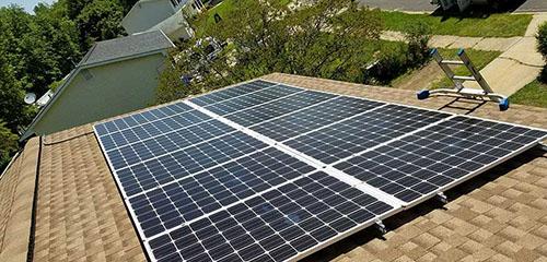 Panneau solaire jura suisse
